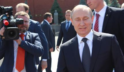 У Путина - нет. А у кого есть?