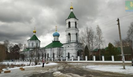 Традиционный слет православной молодежи прошел в селе Шарапово