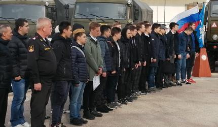 В ДОСААФ Севастополя впервые запущена программа подготовки военных водителей