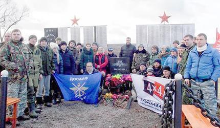 В Калуге автопробег посвятили 75-летию Великой Победы