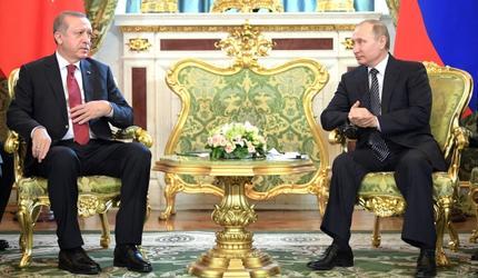 Выход из идлибского кризиса? В Москве началась встреча Путина и Эрдогана