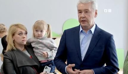 Мэр Москвы рассказал о реконструкции Люберецких очистных сооружений