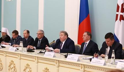 Заседание оргкомитета «Победа» в Саранске