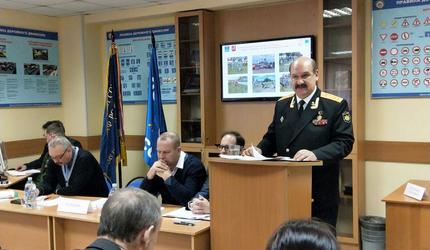 ДОСААФ Москвы провело IX внеочередную конференцию