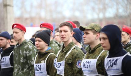«Штурм-13» превратился в военно-спортивный праздник