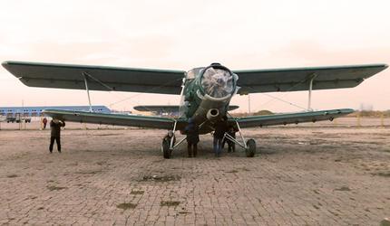 Досаафовский «Ан-2» прибыл в Калининград из ремонта