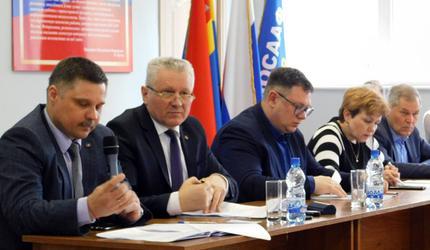 Калининградские досаафовцы подвели итоги 2019 года и определили задачи