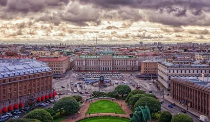 Первый случай смерти от коронавируса зафиксирован в Санкт-Петербурге