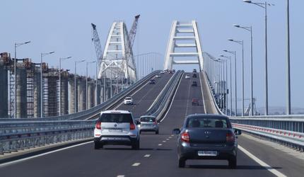 Комментарии Аксенова о режиме работы блокпоста на Крымском мосту