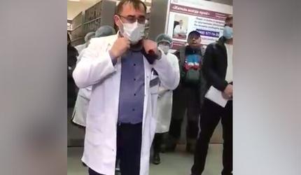 В Подмосковье пациент с коронавирусом пришел в поликлинику «сделать рентген»