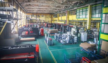 Предприятие «Атеси» в Люберцах начинает выпуск оборудования для дезинфекций
