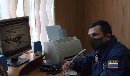 Досаафовцы Ставрополья проводят дистанционное обучение