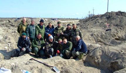 Поисковики ДОСААФ Крыма