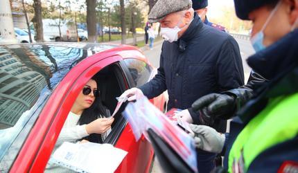 Глава подмосковных Люберец призвал водителей использовать медицинские маски