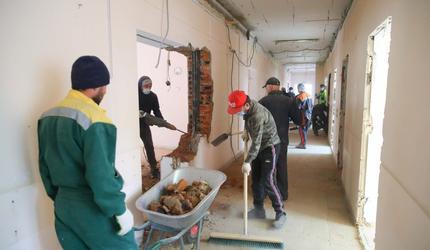 В Люберцах под инфекционный корпус перепрофилируют отделение местной больницы