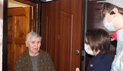 Крымские досаафовцы – активные участники волонтерского движения