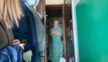 Глава ДОСААФ Мурманской области вступил в ряды волонтеров
