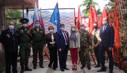 В честь 75-летнего юбилея Победы крымские досаафовцы