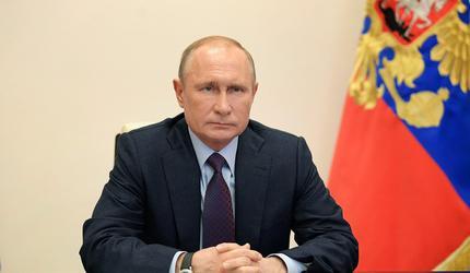 Путин не стал поздравлять лидеров Украины и Грузии с Днем Победы