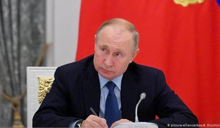 Путин объявил о завершении периода нерабочих дней с 12 мая