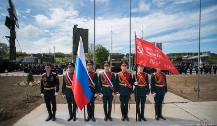 В Севастополе открыт третий по счету филиал парка «Патриот»
