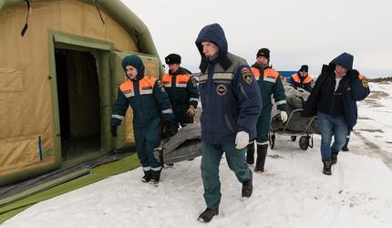 Путин поручил развернуть полевой госпиталь в Белокаменке Мурманской области