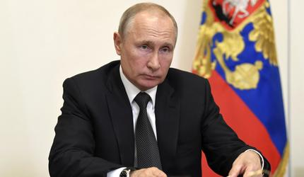 Путин провел совещание с руководством и представителями общественности Дагестана