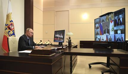 Путин провел совещание по сельскому хозяйству и пищевой промышленности