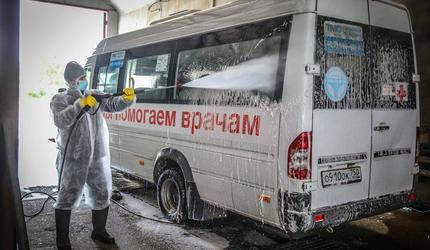 36 машин ежедневно перевозят люберецких медиков в рамках регионального проекта
