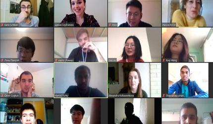 Не нарушая традиции: «Языковое кафе» теперь в онлайн