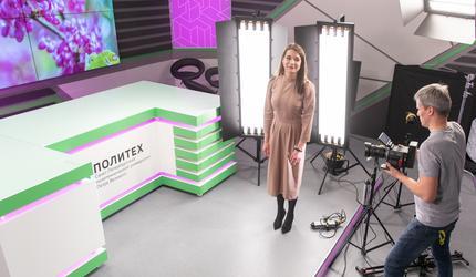 Lady in science: проект о прекрасной половине СПбПУ