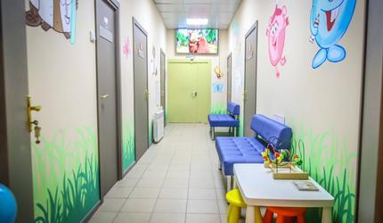 Новое детское стоматологическое отделение заработало в подмосковных Люберцах