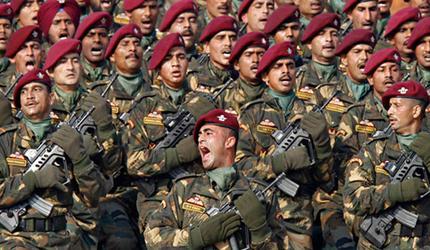 Индийские военные примут участие в параде Победы 24 июня в Москве