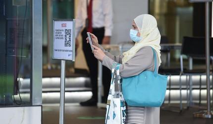 Жители Сингапура получат устройства для отслеживания контактов