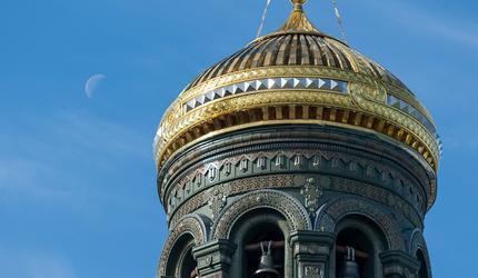 Освящен собор во имя Воскресения Христова - главный храм Вооруженных сил РФ
