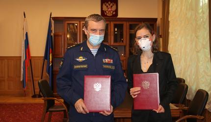 ДОСААФ России заключило соглашение о сотрудничестве с концерном «Калашников»