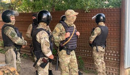 Сегодня в Крыму прошли обыски у предполагаемых сторонников «Хизб ут-Тахрир»