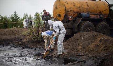 Проблемы экологии: Обращение Андрея Караулова к Генеральному прокурору РФ