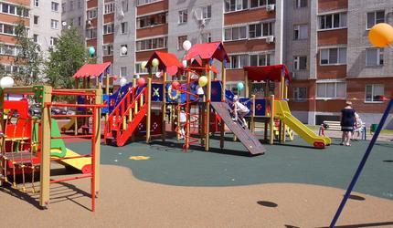 Более 30 дворов комплексно благоустроят в подмосковных Люберцах в 2020 году