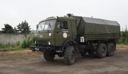 ДОСААФ Чеченской Республики возобновил подготовку военных водителей
