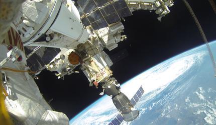 «Роскосмос» отчитался о неполадках со стыковкой «Прогресса МС-15»