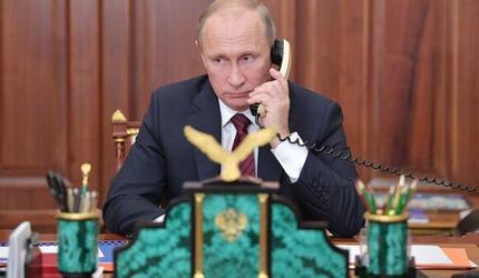 Путин и Зеленский обсудили соглашение о прекращении огня на Донбассе