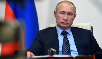 Путин провел совещание об экологической ситуации в городе Усолье-Сибирском