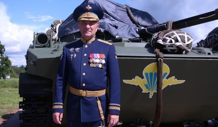 Поздравление Председателя ДОСААФ России с Днем ВДВ