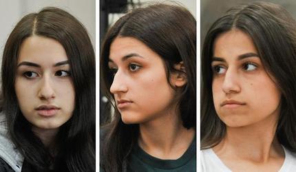 Дело сестер Хачатурян доверили суду присяжных