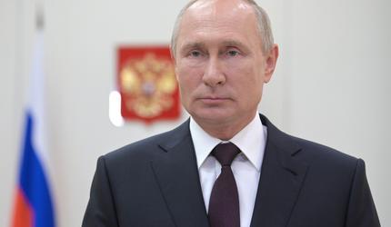 Путин выразил соболезнования президенту Ливана в связи с трагедией в Бейруте