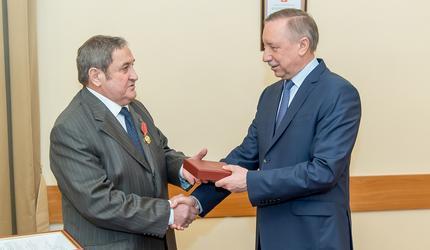 Анатолий Турчак стал Почетным доктором СПбПУ