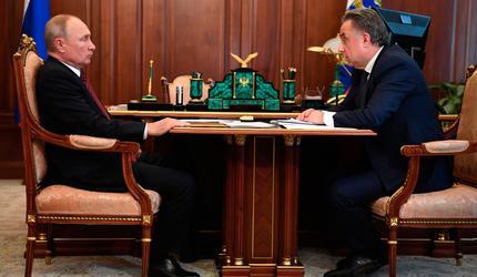 Путин попросил Мутко контролировать новую схему ипотечного кредитования