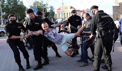 Белоруссия после выборов - прогнозы туманные