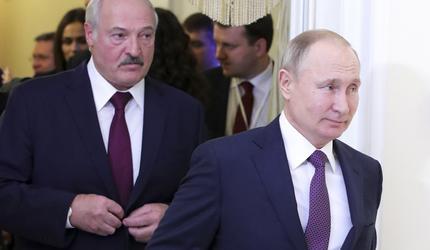 Владимир Путин созвонился с президентом Белоруссии Александром Лукашенко
